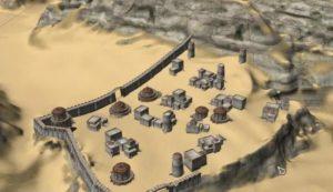 Постройка поселения