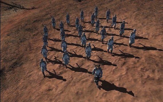 Fellowship of Eralt faction (game start) - новое братство Эралта