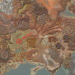 Город Акула расположение на карте