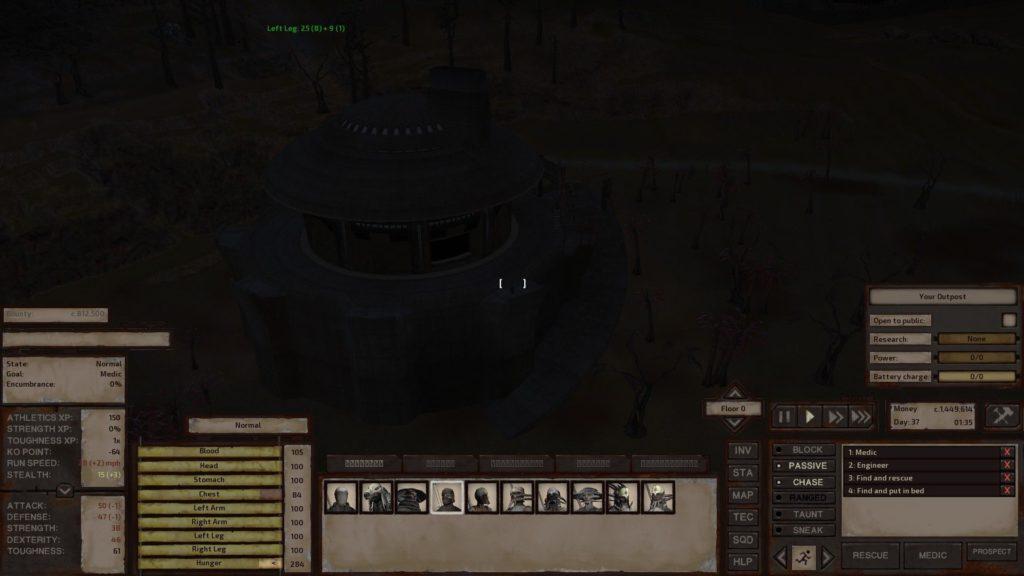 Ancient Buildings - мод на древнюю лабораторию и цитадель