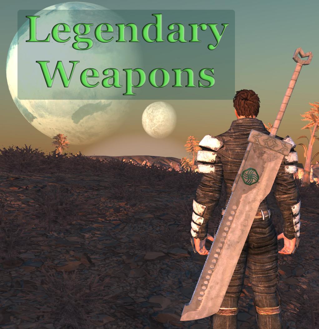 Легендарное Оружие