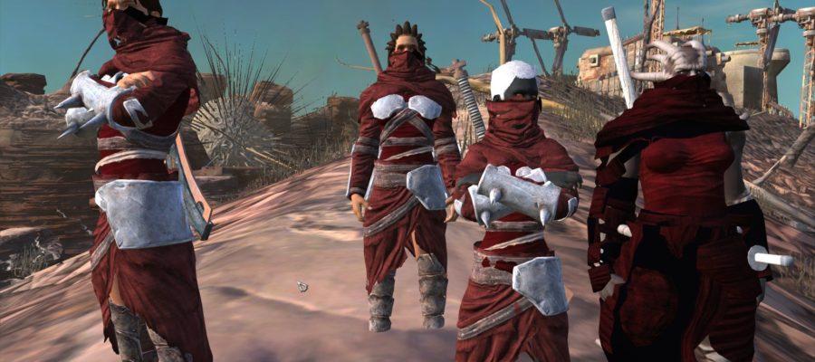 Воины женщины