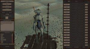 Новые расы - мод Deadhive Playable Race