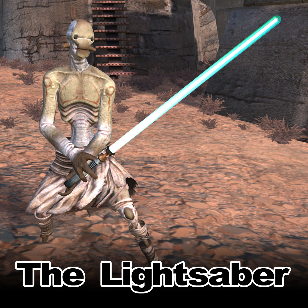 Световые мечи из Star Wars