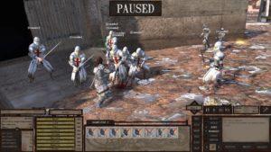 Deus Vult Crusader / Броня Крестоносца
