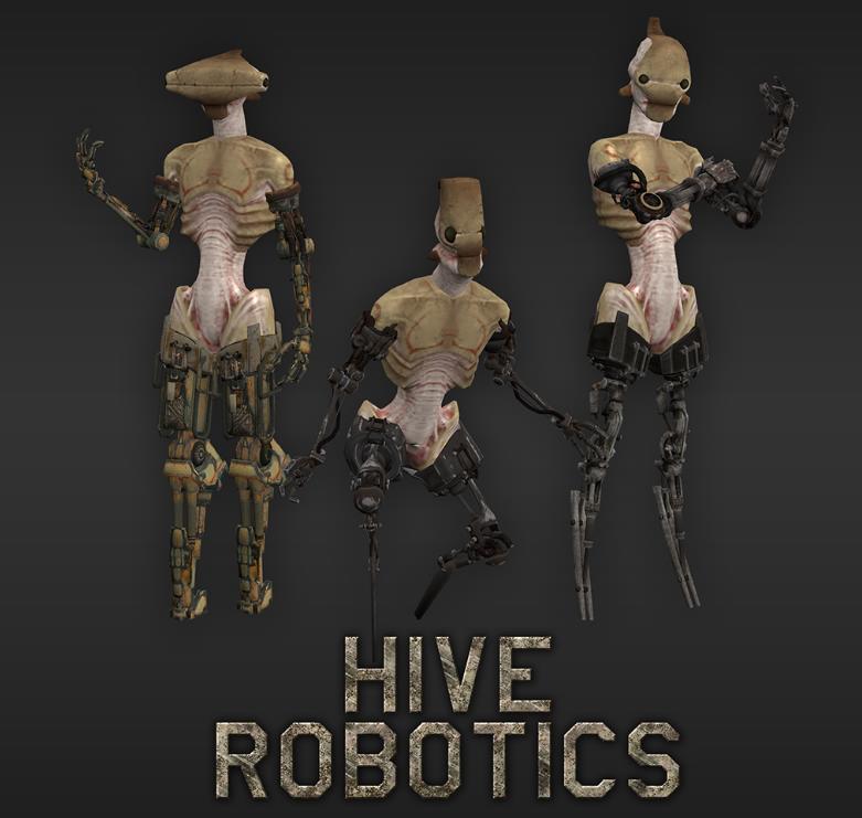Расширенная робототехника улья