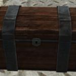 Вместительный сундук для хранения любых предметов и вещей